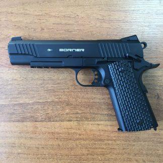 Фото 19 - Пистолет пневматический Borner KMB 77.