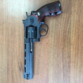 Фото 13 - Пневматический револьвер Borner Super Sport 708.