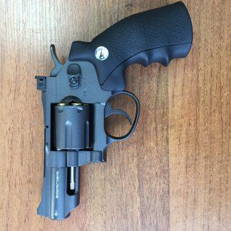 Фото 18 - Пневматический револьвер Borner Super Sport 708.