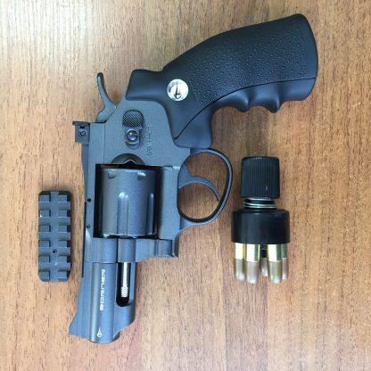 Фото 6 - Пневматический револьвер Borner Super Sport 708.