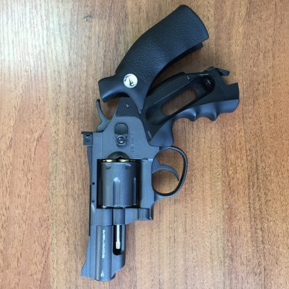 Фото 7 - Пневматический револьвер Borner Super Sport 708.