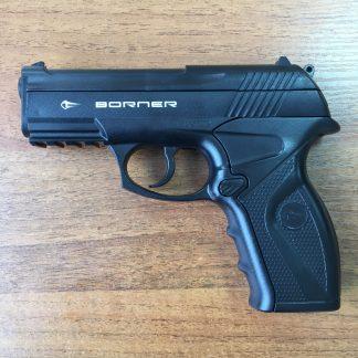 Фото 3 - Пистолет пневматический Borner C11.
