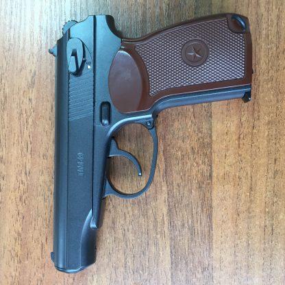 Фото 1 - Пистолет пневматический Borner ПМ49.
