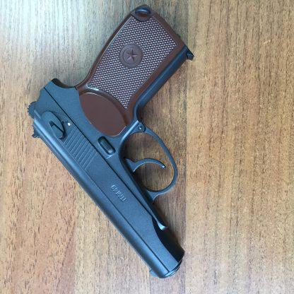 Фото 2 - Пистолет пневматический Borner ПМ49.