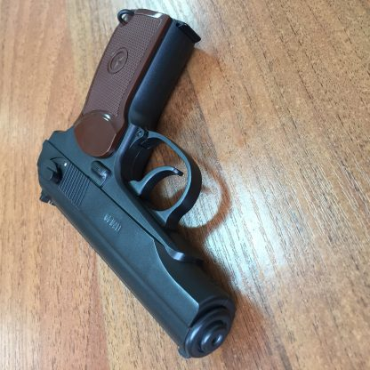Фото 3 - Пистолет пневматический Borner ПМ49.