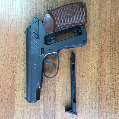 Фото 5 - Пистолет пневматический Borner ПМ49.