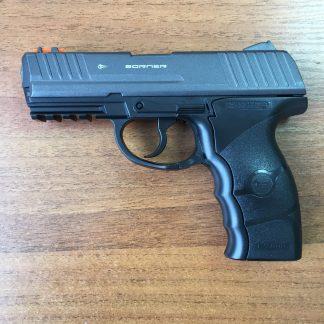 Фото 9 - Пистолет пневматический Borner W3000 (m).