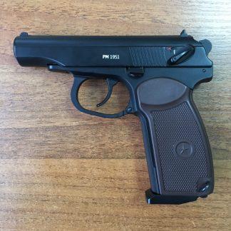 Фото 6 - Пистолет пневматический Gletcher PM 1951.