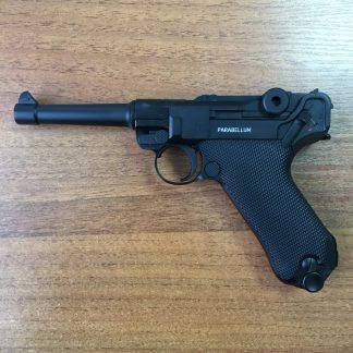 Фото 8 - Пневматический пистолет Gletcher Parabellum.