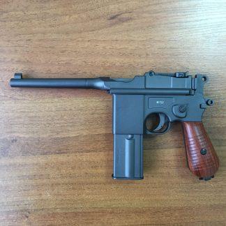 Фото 9 - Пневматический пистолет Gletcher M712.