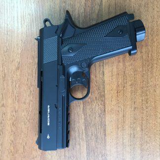 Фото 10 - Пистолет пневматический Borner ПМ49.