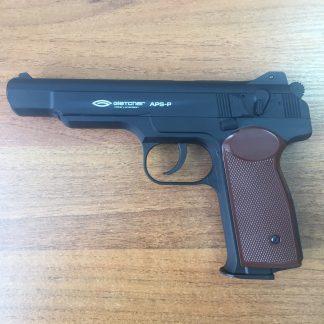 Фото 1 - Пистолет пневматический Gletcher APS-P.