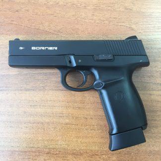 Фото 18 - Пистолет пневматический Borner KMB 12.