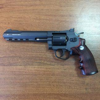 Фото 16 - Пневматический револьвер Borner Super Sport 702.