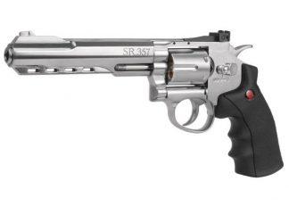 Пистолет Crosman SR357 Silver