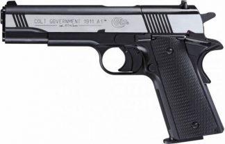 пистолет Umarex Colt Government M1911 A1 Dark OPS