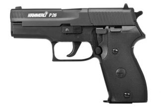 пистолет Umarex Hammerli P 26