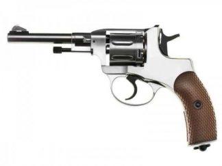 револьвер Gletcher NGT R Silver