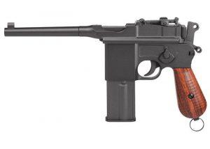 Пистолет Umarex Legends M712 Blowback