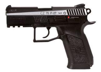 Пистолет ASG CZ 75 P-07 Duty DT Blowback