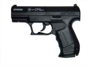 пистолет Umarex Walther CP Sport