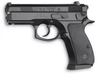 Пистолет ASG CZ 75 D Compact