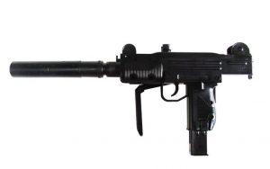 Пистолет-пулемет Umarex IWI Mini Uzi
