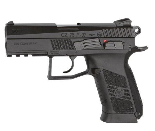 cz_75_p-07 Пистолет пневматический ASG CZ 75 P-07 Duty