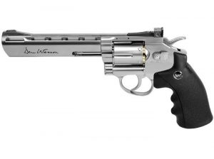 револьвер ASG Dan Wesson 6 Silver