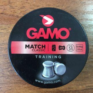 Фото 7 - Пули GAMO Match 4.5 мм, 250 шт..