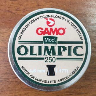 Фото 9 - Пули GAMO OLIMPIC 4.5 мм, 250 шт..