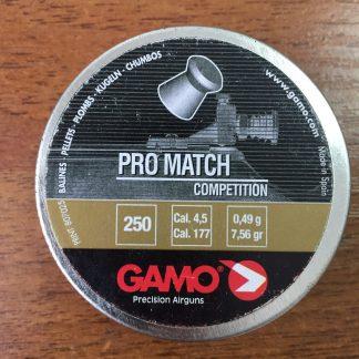 Фото 8 - Пули GAMO Pro-Match 4.5 мм, 250 шт..