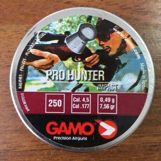 Фото 6 - Пули GAMO Pro-Hunter 4.5 мм, 250 шт..