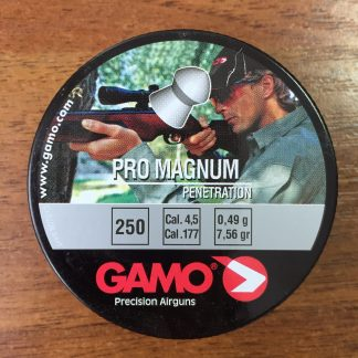 Фото 4 - Пули GAMO Pro-Magnum 4.5 мм, 250 шт..
