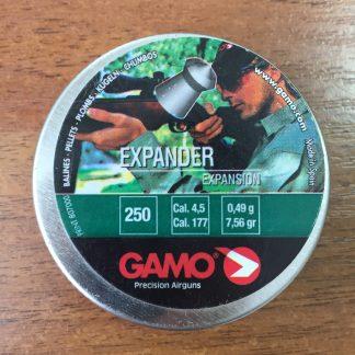 Фото 10 - Пули GAMO Expander 4.5 мм, 250 шт..
