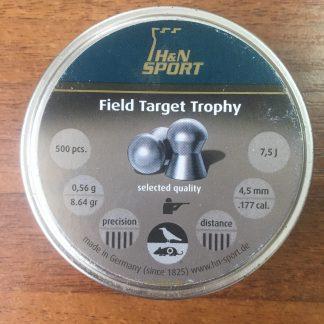 Фото 15 - Пули H&N Field Target Trophy 4.5 мм, 500 шт..