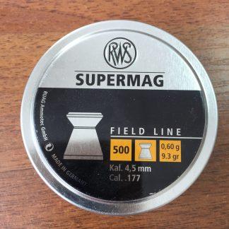Фото 7 - Пули RWS Supermag 4.5 мм, 500 шт..