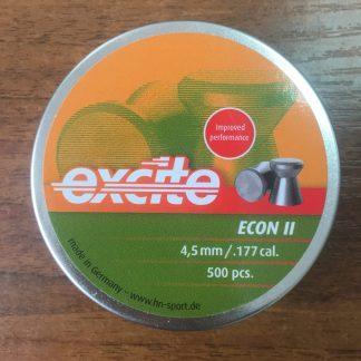Фото 2 - Пули H&N Excite Econ 4.5 мм, 500 шт..