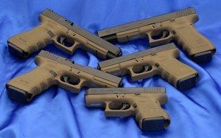 Охолощенное оружие (СХП)