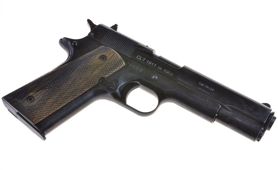 Рисунок пистолеты