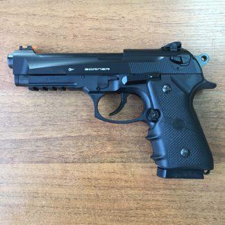 Фото 13 - Пистолет пневматический Borner Sport 331.