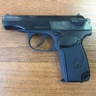 Фото 5 - Пистолет Макарова охолощенный Р-411-01 (литой затвор).