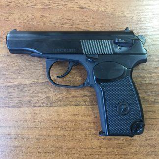 Фото 9 - Пистолет Макарова охолощенный Р-411-02 (Кованный затвор).