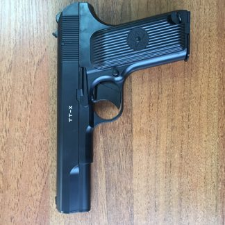 Фото 9 - Пистолет пневматический Borner TT-X.