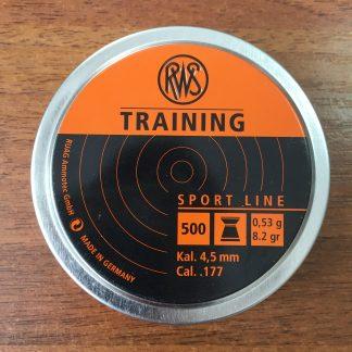 Фото 4 - Пули RWS Training 4.5 мм, 500 шт..