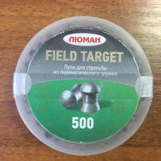 Фото 13 - Пули Люман Field Target 4.5 мм, 500 шт..