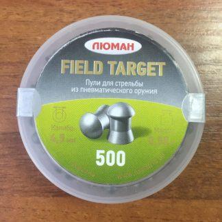 Фото 12 - Пули Люман Field Target 4.5 мм, 500 шт..