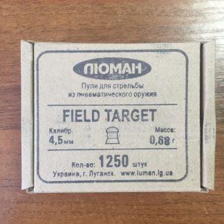 Фото 23 - Пули Люман Field Target 4.5 мм, 1250 шт..