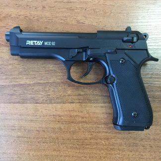 Фото 10 - Пистолет охолощенный Beretta MOD 92 Retay.