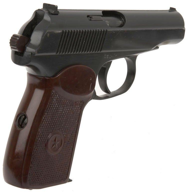 Пистолеты, револьверы (СХП)